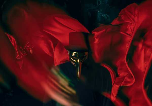CLAPTONE on Amazonian after-parties & anonymity