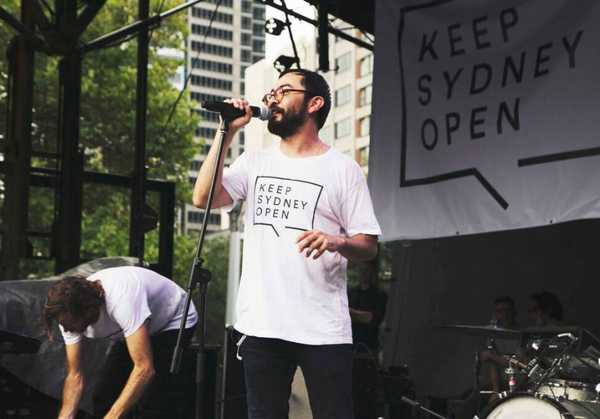 Tyson Koh: Keep Sydney Open